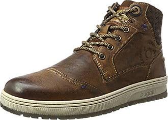5f2f59b69a7 Bugatti 321334343200 Heren Sneakers - bruin (dark brown), maat: 41