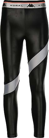 Koral Leggings con righe Aello Infinity - Di colore grigio