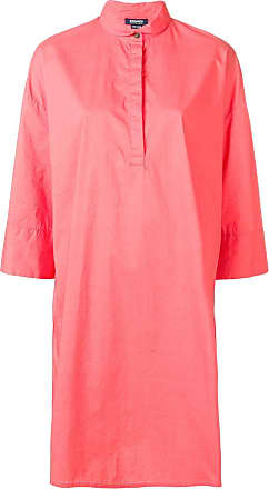 Woolrich flared shirt dress - Pink