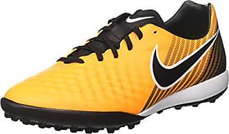 half off d856c ee086 Nike heren magistax Onda II TF voetbalschoenen, Laser Oranje/Black,  Black/White