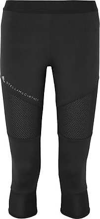 fd354981b6794 adidas by Stella McCartney + Parley For The Oceans Performance Essentials  Mesh-paneled Climalite Leggings