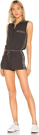 Young Fabulous & Broke Lorren Romper in Black