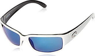a60960efda Costa Costa del Mar Unisex-Adult Cabalitto CL 30 OBMP Polarized Iridium  Wrap Sunglasses