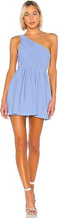 NBD Gelina Mini Dress in Blue