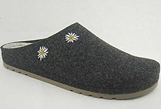 Rohde 6015-82 Riesa Schuhe Damen Hausschuhe Pantoffeln Filz Weite G,  Schuhgröße 37 59dbf508a1