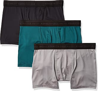 Multipack Kenneth Cole New York Mens Underwear Cotton Spandex Trunk