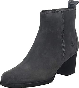 57519f87 Timberland Eleonor Street, Botines para Mujer, Gris (Forged Iron Suede C64),