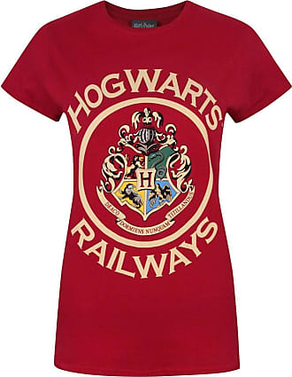 Harry Potter Hogwarts Railways Womens T-Shirt