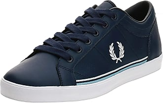 Fred Perry Baseline Perf Leather B7114266, Trainers - 44 EU