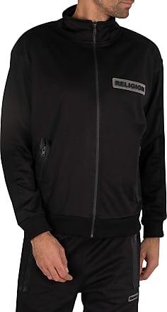 Religion Mens Shadow Track Jacket, Black, M