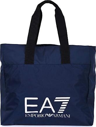 Emporio Armani EA7 mens bag handbag Nylon train prime blu