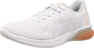 Asics Gel-Kenun MX Womens Running Shoes - 4.5 White