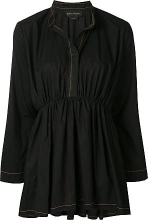 Karen Walker Camicia Granite - Di colore nero