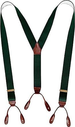 Franken & Cie. Braces elastic, green