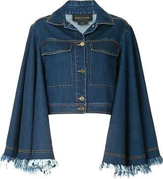 Karen Walker Libre jacket - Blue