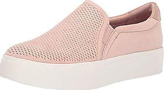 Dr. Scholls Womens Kinney Sneaker, Maple Sugar Microfiber Cool, 8.5 M US