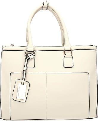 Swankyswans Naples Womens Cosmo Work Bag Business City Shoulder Bag - SWANKYSWANS - White