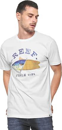 Reef Camiseta Reef Swin Branca