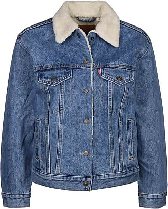 81ff29b32d88d Levi s Levis Cazadora Mujer Exbf Sherpa Trucker Trade