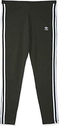 64b96b090bcf4 adidas Womens DH3171 3-Stripes Leggings Tight, Night Cargo, 44