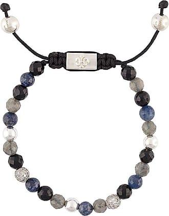Nialaya beaded bracelet - Black