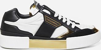 Dolce & Gabbana Miami leather sneakers - DOLCE & GABBANA - man