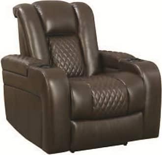 Coaster Fine Furniture 602306P Recliner, Brown