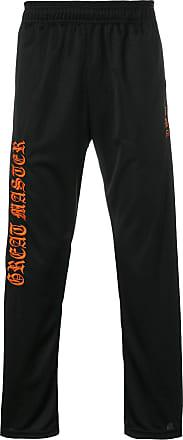 Omc embroidered logo track pants - Preto