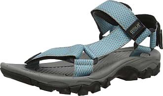 Gola Womens Blaze Hiking Sandals, Turquoise (Aqua/Grey Qg), 3 (36 EU)