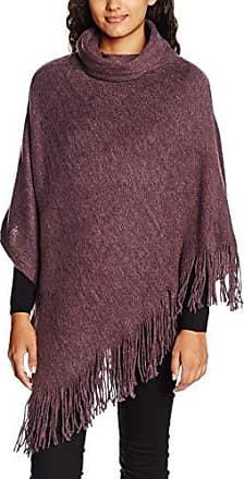 PIECES Pcrikki Wool Poncho Noos Donna