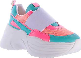 Damannu Shoes Tênis Chunky Claire Neon Frutti - Cor: Branco - Tamanho: 37