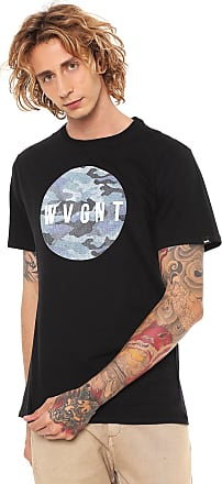 Wave Giant Camiseta WG Camo Fun Preta