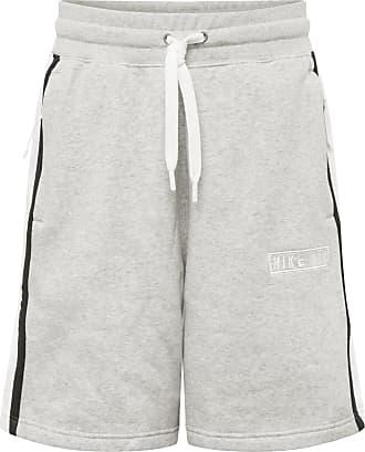 Nike Herren Shorts kurze Hose Freizeithose Sommerhose Logo Blau Weiß M