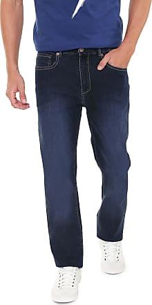 Zoomp Calça Jeans Zoomp Reta Otavio Azul