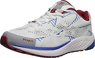Propét Propet Womens One LT Sneaker White/red 9.5 B US