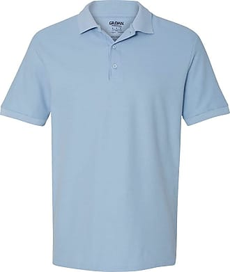 Gildan Gildan Dry Blend Jersey Knit Polo Light Blue L