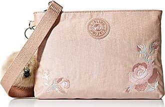 Kipling Tessa 5-in-1 Convertible Handbag, Blush Glimmer Metallic, One Size