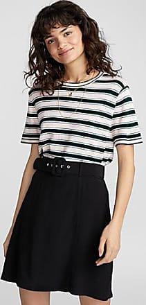 Twik Retro belt miniskirt