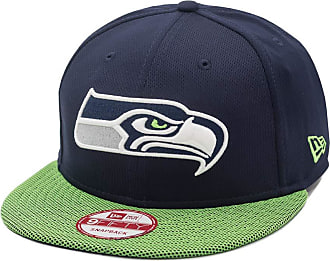 New Era Boné New Era Snapback Seattle Seahawks Visor Mesh - NFL