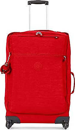 Kipling Darcey Medium Carry-On Rolling Luggage, Cherry Tonal