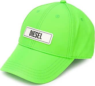 Diesel Boné com patch de logo - Verde