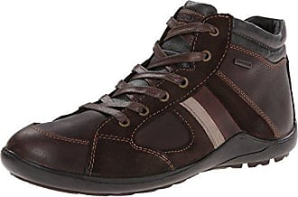 Geox Mens M New Compass B Abx 2 Snow Boot,Dark Brown,39 EU/6 M US