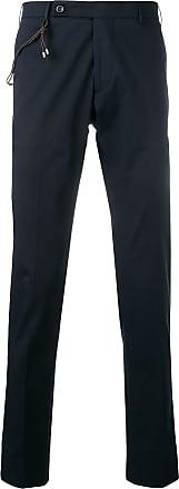 Berwich Calça chino de alfaiataria - Azul