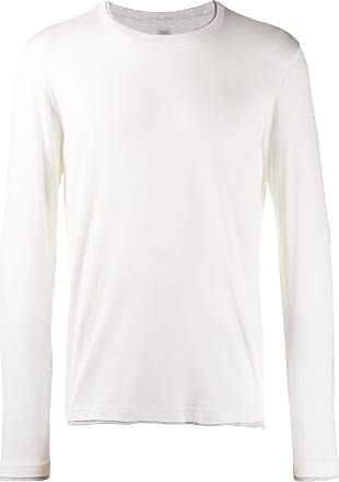 Eleventy Camisa com sobreposição - Branco