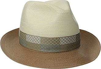 bc7172230d9 Stetson Mens Andover Florenine Milan Straw Hat
