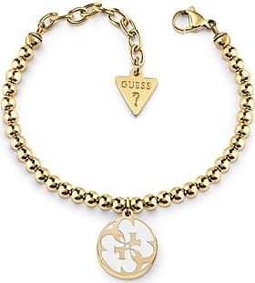 effd8e417ea Guess stalen goldplated armband Summer Love