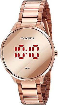 Mondaine Relógio Mondaine Feminino 32060lpmvre2 Rosê Digital
