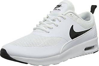 huge discount be471 1e35b Nike Air Max Thea, Sneakers Basses femme, Bianco (White Black),