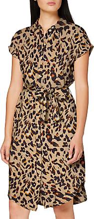 Pieces Womens Pcnya Ss Shirt Dress Pb, Warm Sand, M