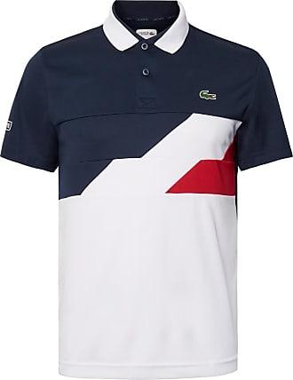 cbfc0c87cc top quality polo essential striped 68f75 63c7b; ebay lacoste colour block  jersey polo shirt midnight blue de995 65ef5